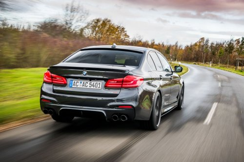 small resolution of has ac schnitzer eked out some extra performance from the bmw 540i find out in our review https www evo co uk alpina b5 2195