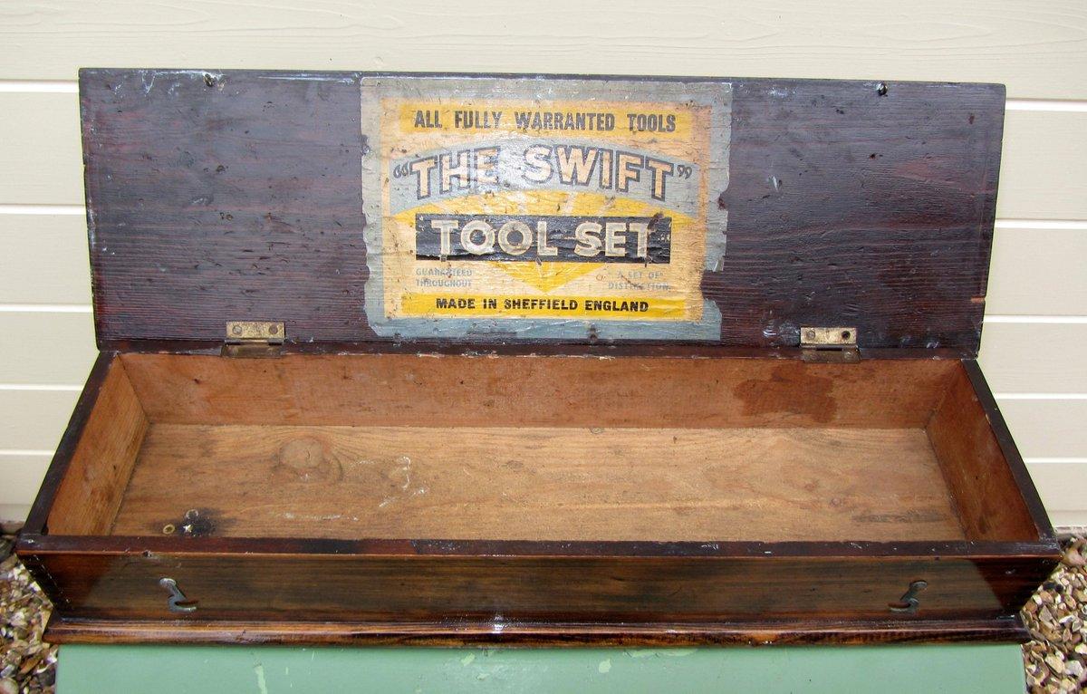 antique wood tool