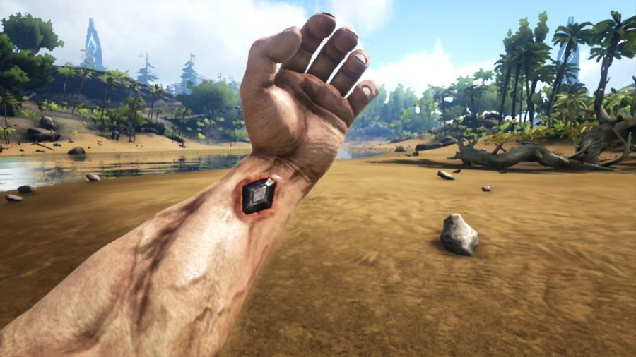 ARK: Survival Evolved switch review