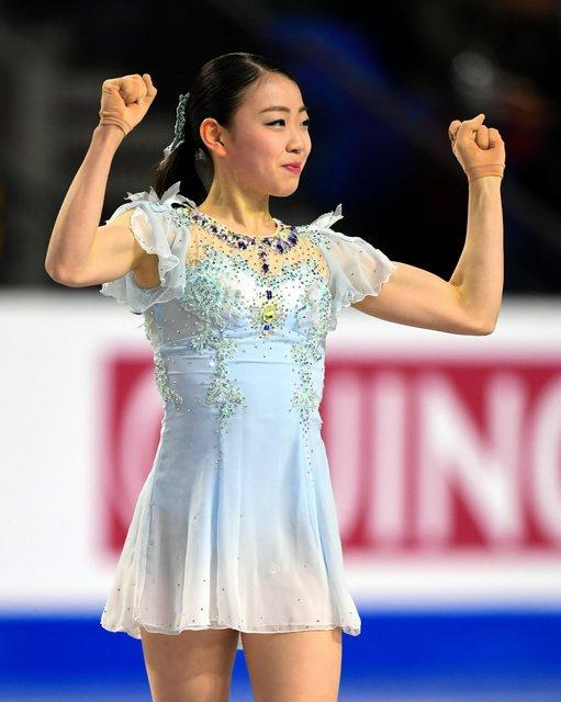 test ツイッターメディア - そういえば今やってる女子フィギュアスケートのGファイナルで紀平梨花さんが平昌五輪金メダルのザキトワをおさえてSPは1位らしい。 トリプルアクセル跳べたんだって (*´˘`*)♡。 これからがめっちゃ楽しみだわ 卍(゚∀゚卍)ドゥルルル三(卍^o^)卍ドゥルルルル 男女共にフィギュアスケート大好き❤ https://t.co/V1Sjikpmqk