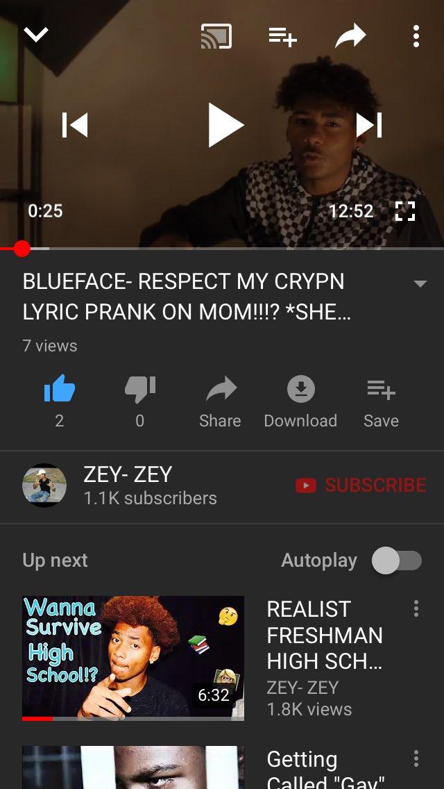 Blueface Respect My Crypn Lyrics : blueface, respect, crypn, lyrics, Zaytocold❄️, Twitter:, Prank, Lyrics, Check, Out😂😂🤩🤩💯, #blueface, #bluefacebaby, #funny, #worldstar, #prank, #youtube, #smallyoutuber, #newyoutuber, #lmfao, #zeyzey, #likeandcome, #prankonmom