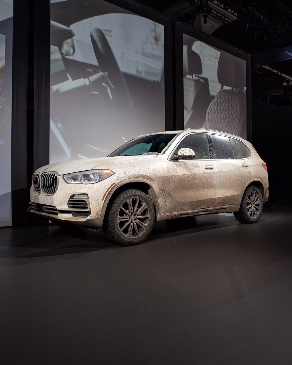 medium resolution of  one of the world s largest auto shows and skipping the car wash stay tuned to see the entire journey of the all new bmw x5 pic twitter com a1uwoiqlhb