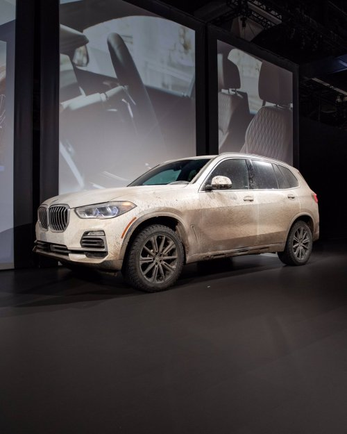 small resolution of  one of the world s largest auto shows and skipping the car wash stay tuned to see the entire journey of the all new bmw x5 pic twitter com a1uwoiqlhb