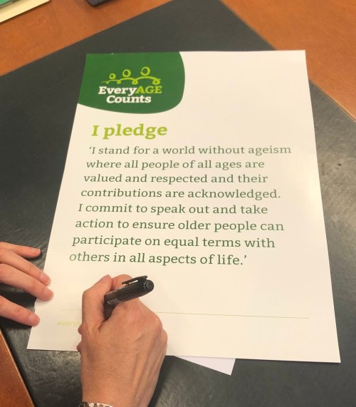 small resolution of it s up to every australian to fight this discrimination in all spheres of life pleased to sign everyage pledge to speak out and take