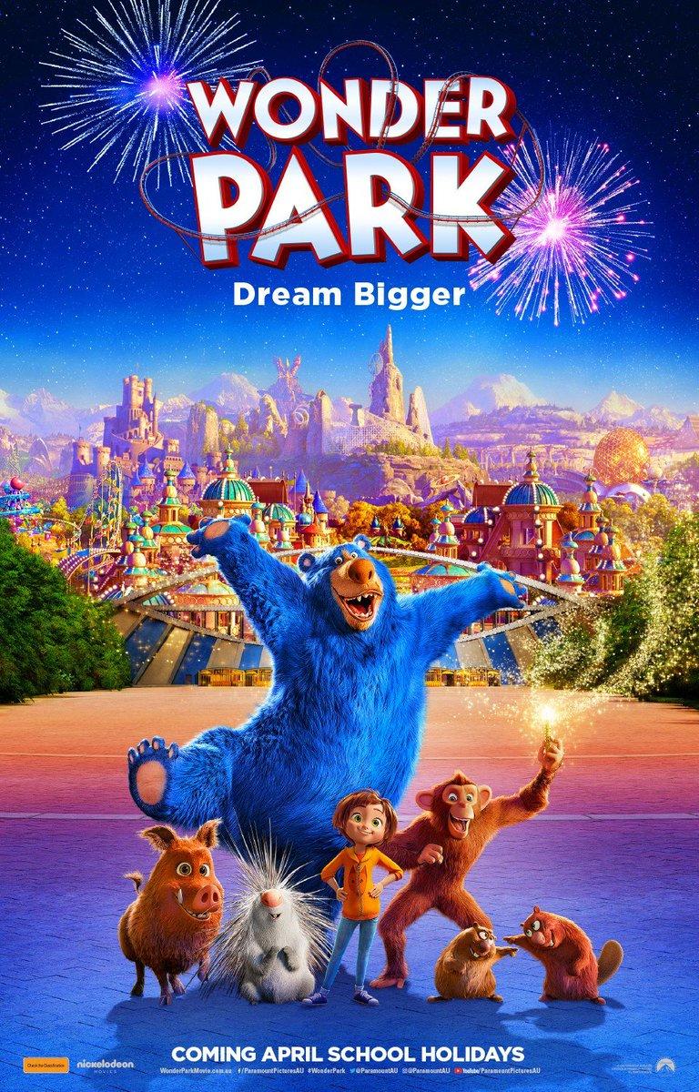 Nickelodeon Movies Wonderpark : nickelodeon, movies, wonderpark, Teaser, Trailer, Twitter:,