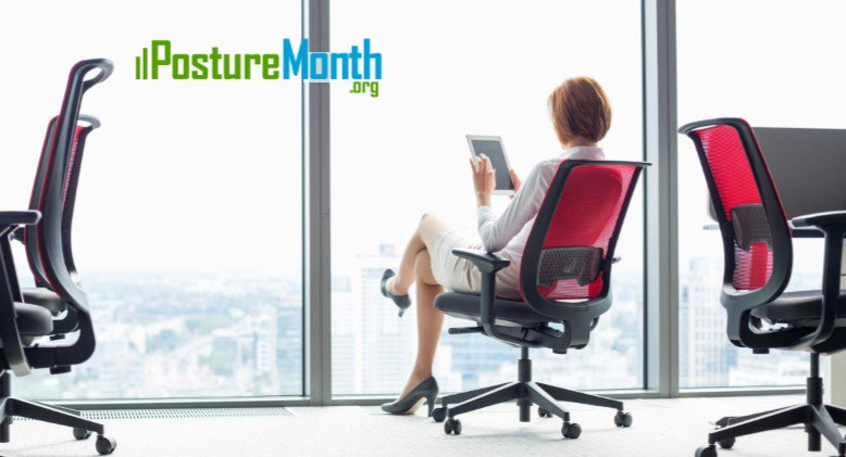 posture alignment chair serta review month on twitter day 22 office https t co in to be aware of your posturezone head centered over upper body and aligned hips pic com wg3jcwkzpa