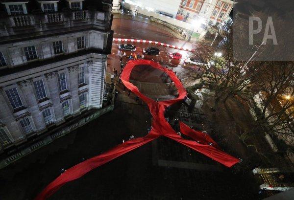 red ribbon london # 38