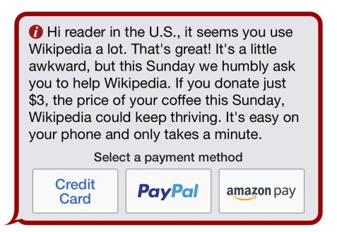 """Image result for donate to wikipedia"""""""