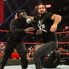 What Are Wwe Chairs Made Of White Swivel Chair With Arms Seth Rollins Fans On Twitter Raw Preview Dec 10 2018 Has Dean Ambrose Lose Control Before Tlc Tables Ladders