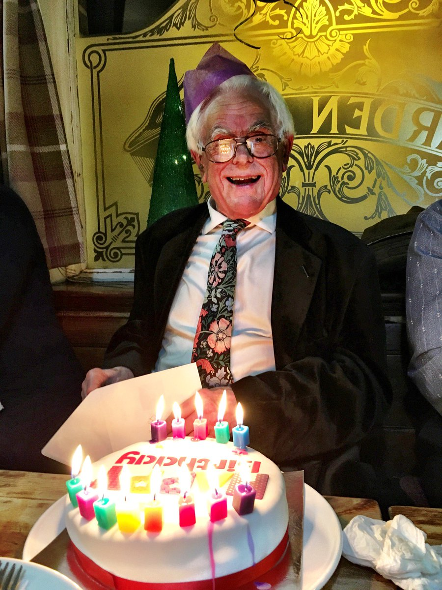 test Twitter Media - Yesterday marked the 92nd birthday of the Guild's wonderful Christopher Rose-Innes, so we decided to bring him a cake! https://t.co/Pd6IFUzanG