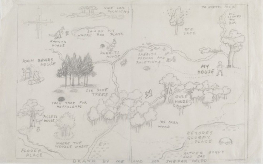 "test ツイッターメディア - 「クマのプーさん展」東京・大阪で開催、""100エーカーの森マップ""ほか絵本原画など200点以上 - https://t.co/23ACJhov7i https://t.co/biM7CFI3rB"