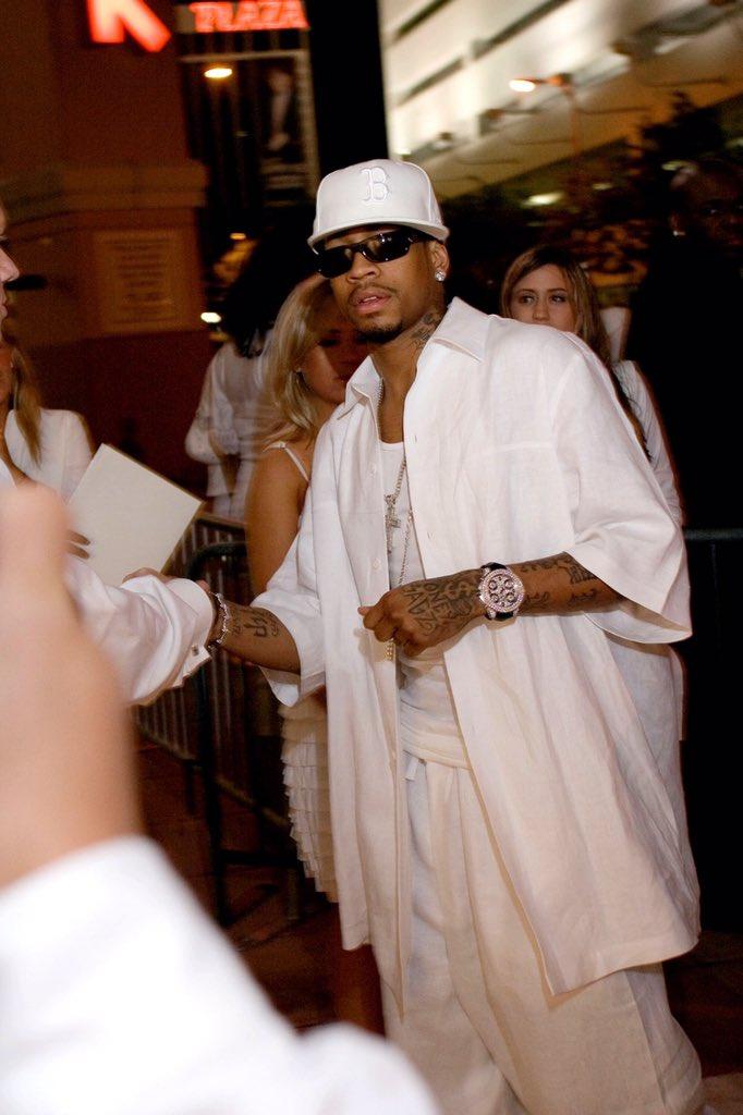 Allen Iverson Dress Code : allen, iverson, dress, LeagueFits, Twitter:,