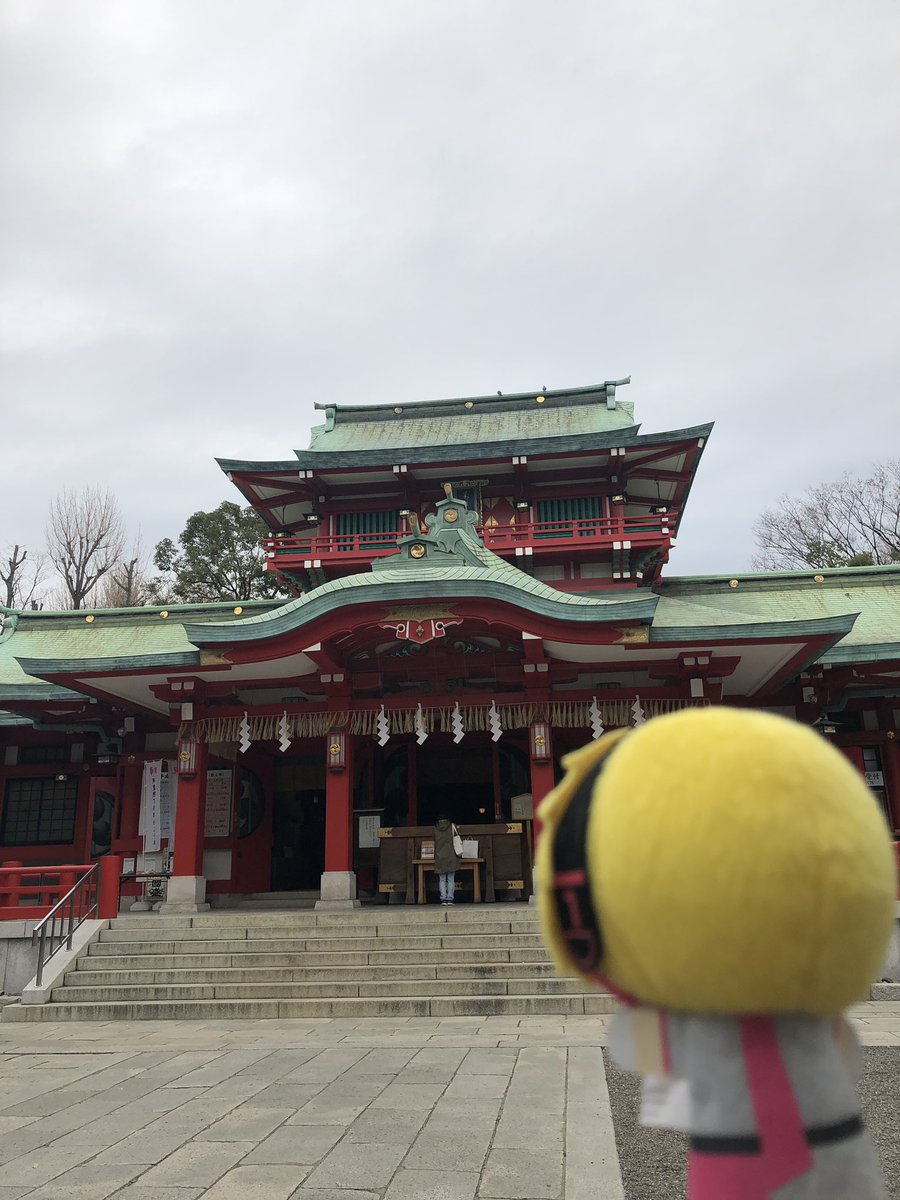 test ツイッターメディア - 富岡八幡宮のじろたる https://t.co/Z7xqFYL75F
