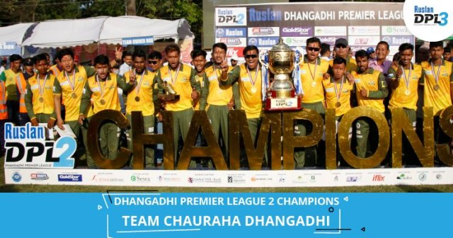 Image result for dpl 2018 dhangadhi champions