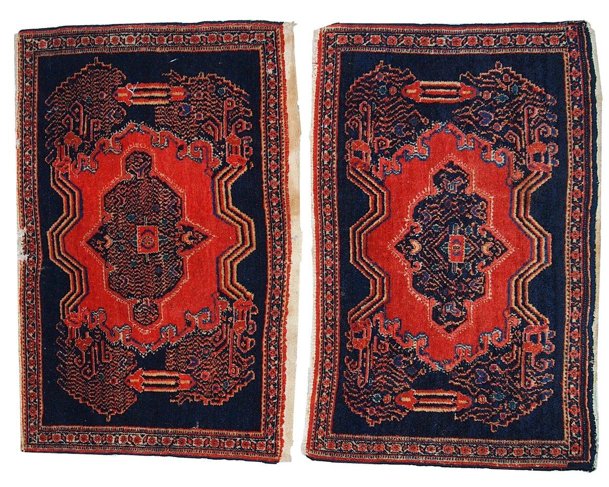 One Royal Art On Twitter Handmade Antique Persian Pair