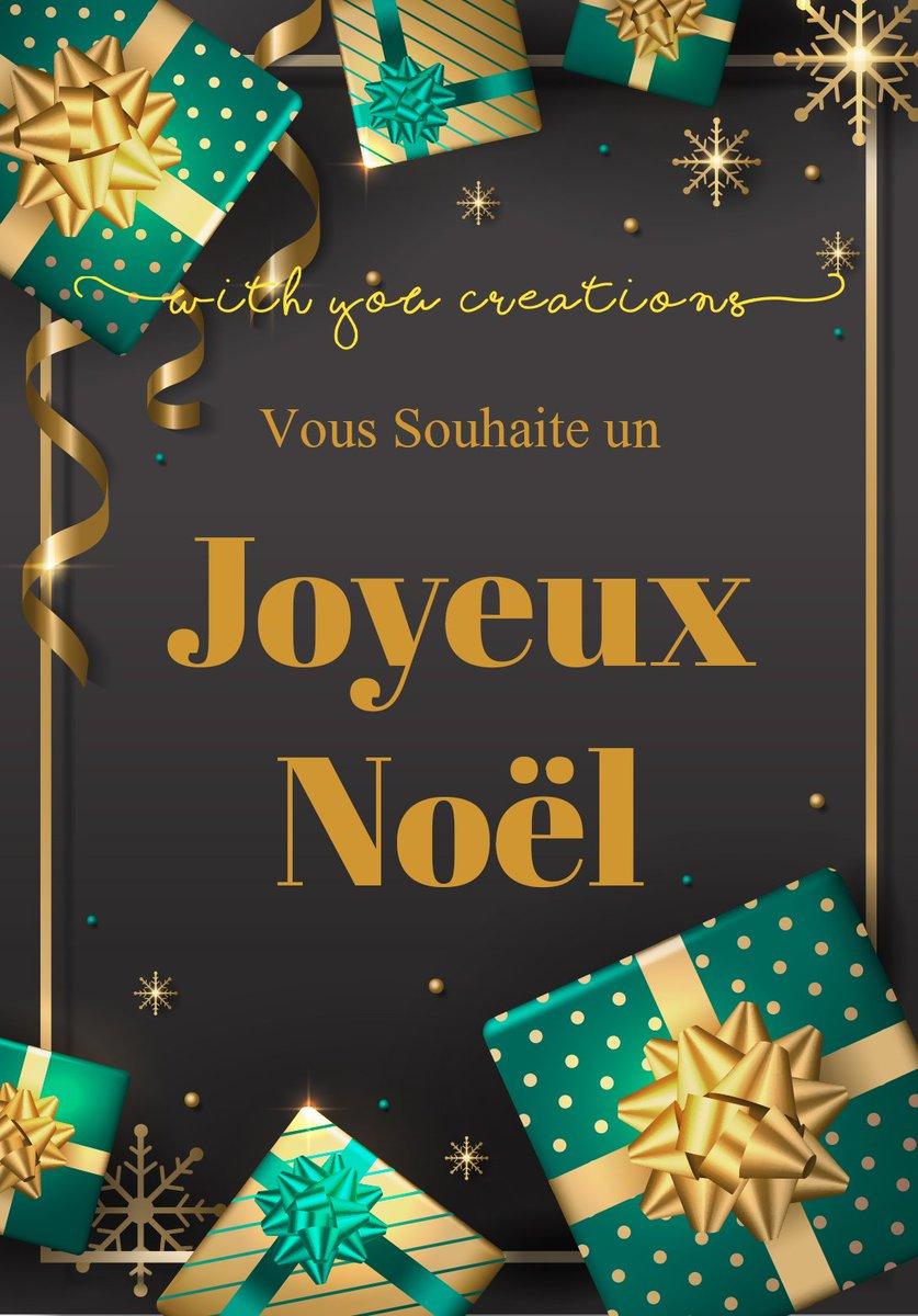 On Vous Souhaite Un Joyeux Noël : souhaite, joyeux, noël, Agence, Twitter:,