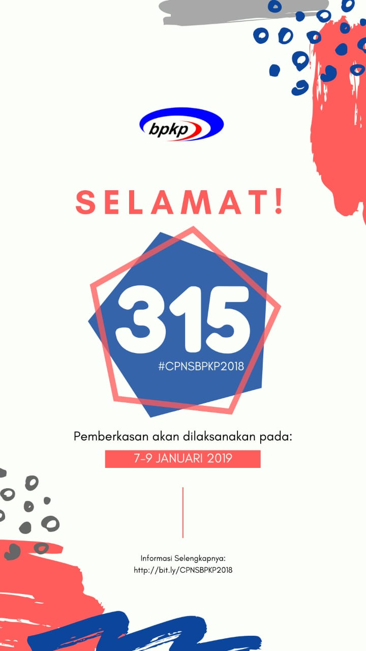 Situs Resmi BPKP-RI | PENERIMAAN CPNS BPKP 2018