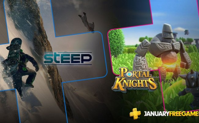 Free Playstation Plus Games For January 2019 Playstation