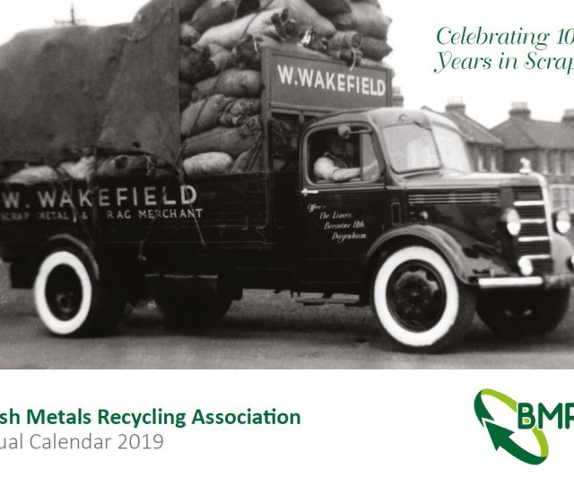 Bmra Members Should Now Have Received Their 2019 Calendar Thanks Again To Those Who Contributed The Front Cover Is A Picture Supplied By Crowmetals And