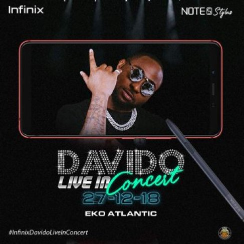 Lady Gives An Account Of Bitter Experience At Davido's Concert