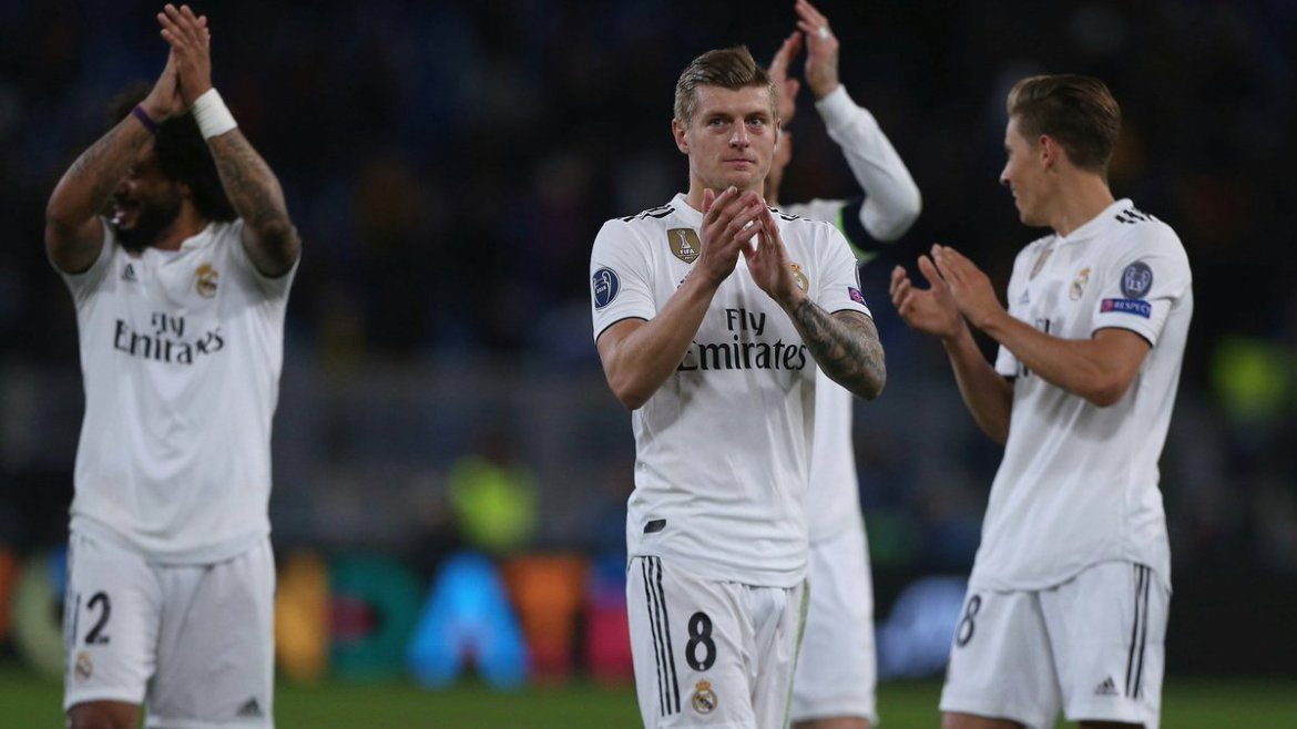 Image result for real madrid news