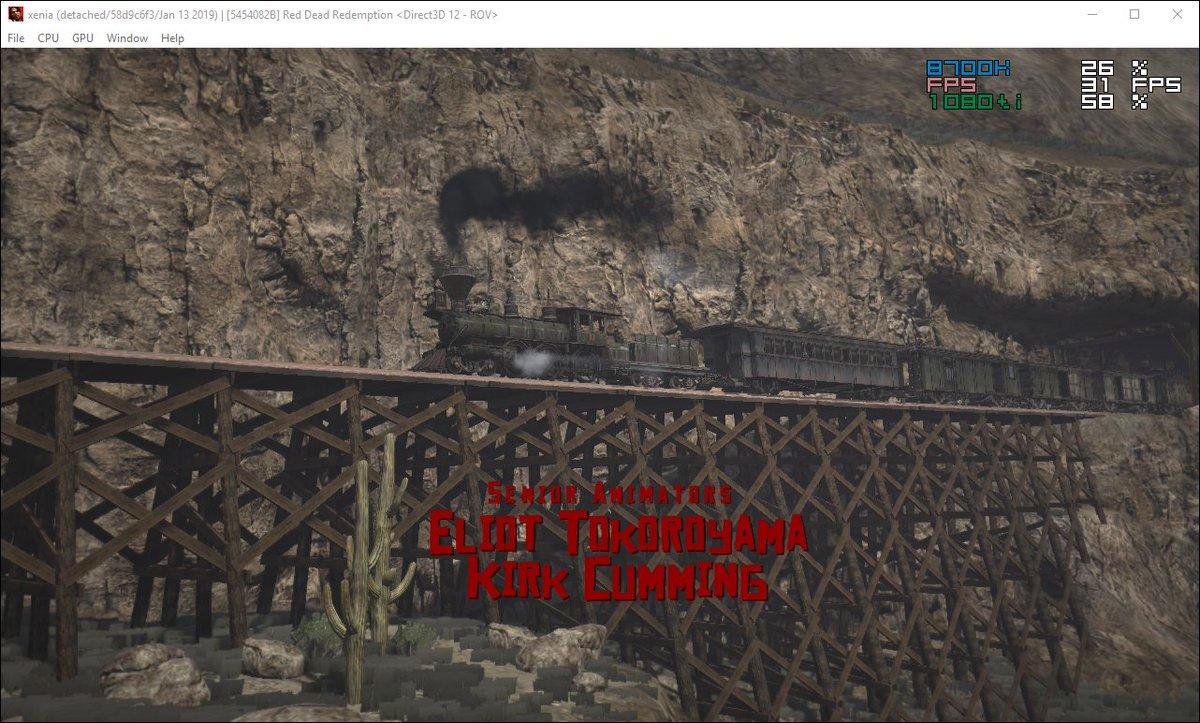 Red Dead Redemption 1 Emulator