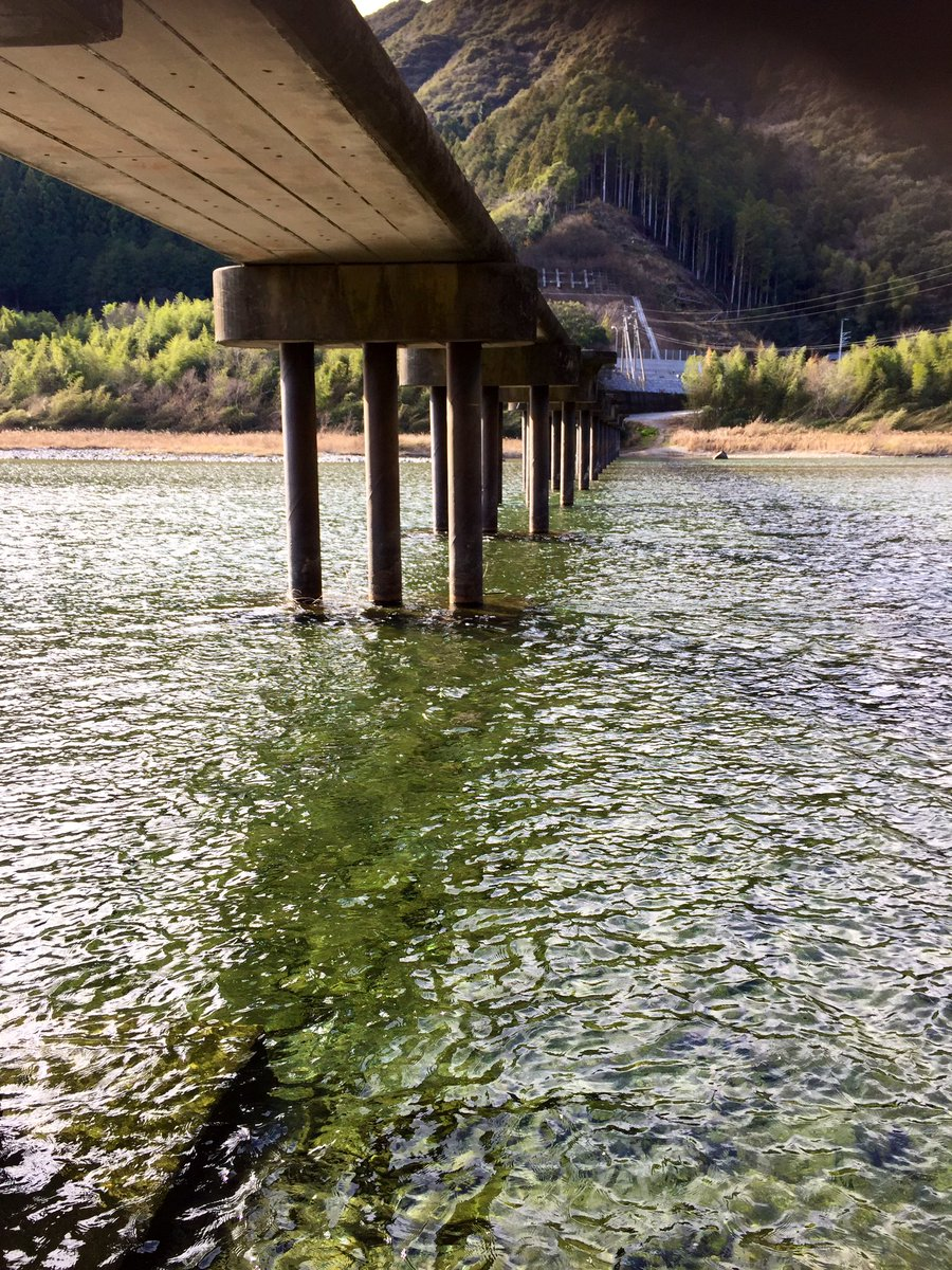 test ツイッターメディア - 癒されに仁淀川と沈下橋 散策 https://t.co/WDr9T3gDRI
