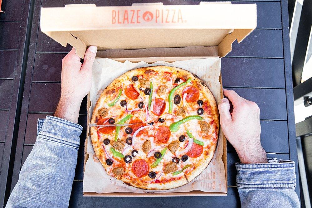 blaze pizza on twitter