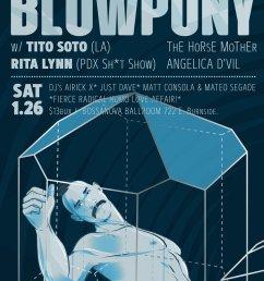 blow pony [ 960 x 1200 Pixel ]
