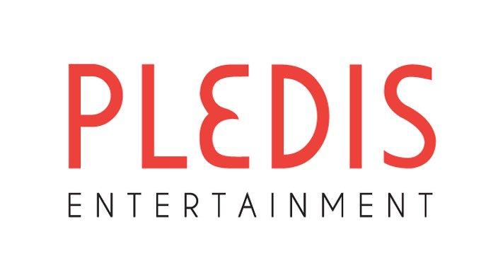 Image result for pledis logo site:twitter.com