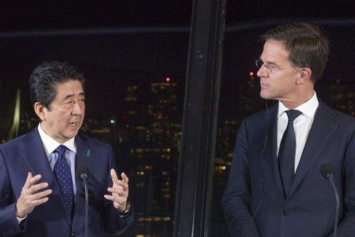 test ツイッターメディア - オランダで日蘭首脳会談終わったみたいですね次はイギリスイギリスが早期の訪英を希望していたところ、去年秋野党がゴネたおかげで訪英中止メイ首相はEU離脱の件で安倍総理の助け舟が欲しいようです https://t.co/qNg6HIKFxT