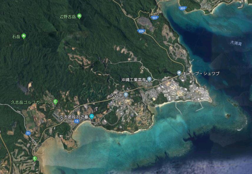 test ツイッターメディア - 辺野古中止してハンセンに滑走路作れって論を見かけたけど、頭おかしいの?基地の真ん中を沖縄自動車道が縦断してる所に滑走路作って、普天間基地の劣化コピー建設する意味が分からん['A`] 山側は傾斜が急で高低差が激しいんだけど全部埋めるの?海はダメだけど森林の破壊はOKって理屈通るん?['A`] https://t.co/vM2xy0IaGr
