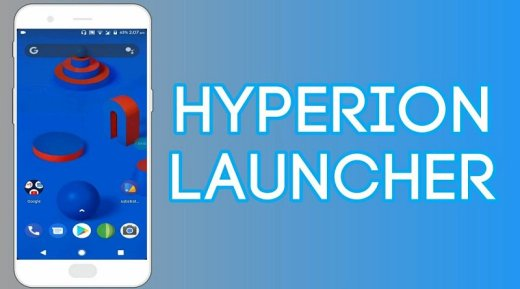 hyperion launcher v75 [Plus] [Latest Mod]