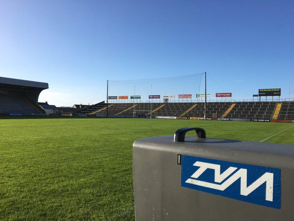 test Twitter Media - We're in the sunny south east for @OfficialWexGAA v @LimerickCLG on @GAA_BEO @SportTG4 😎📺 https://t.co/qkY54kBvfB