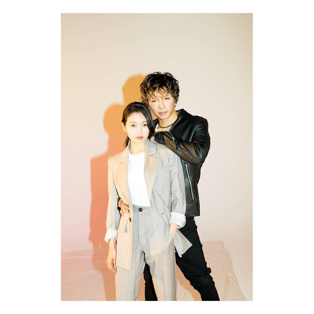 test ツイッターメディア - フォトグラファー 増永彩子さんインスタ更新「二階堂ふみさん&GACKTさん 撮影しました。格好いい」優しい表情のGACKTさんとキリッとした二階堂ふみさんの素敵なお写真をupされています。 https://t.co/NVDwN9UGap #GACKT #二階堂ふみ #翔んで埼玉 #キネマ旬報NEXT https://t.co/I57ldrY7Md