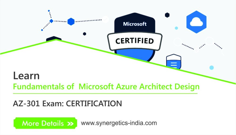medium resolution of  synergeticslearning know more http www synergetics india com course az301 microsoft azure architect design training pic twitter com ckxhpy8rno