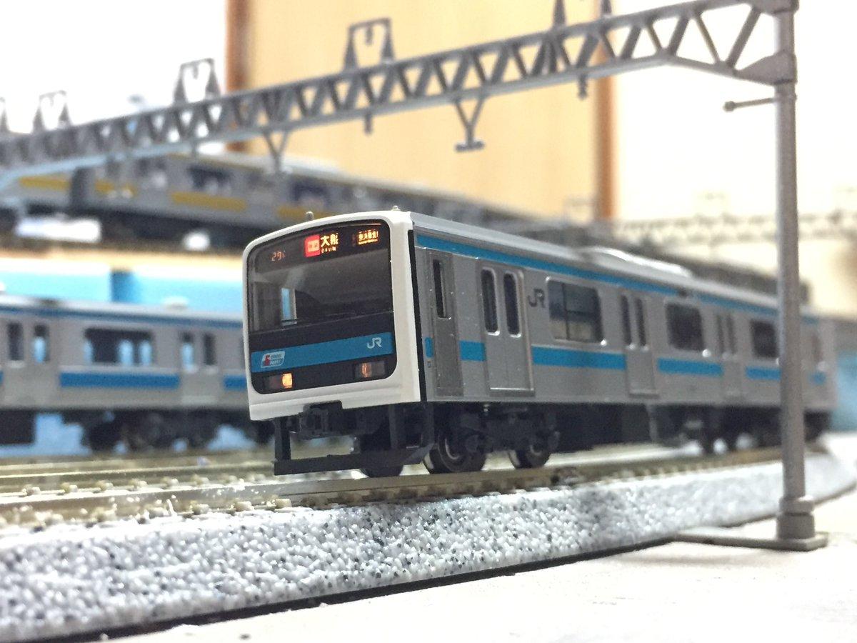 test ツイッターメディア - 5RT 209-0系京浜東北線 https://t.co/4feD8lRIVS