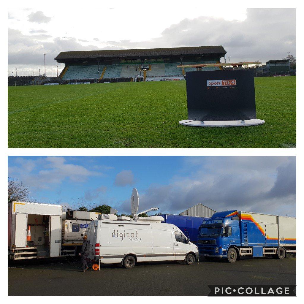 test Twitter Media - Live from Pairc Tailteann for All Ireland Intermediate semi final. An Spideal v Naomh Eanna. Live now on TG4.  @GAA_BEO @SportTG4 @nemetontv https://t.co/TIr4JnXl97