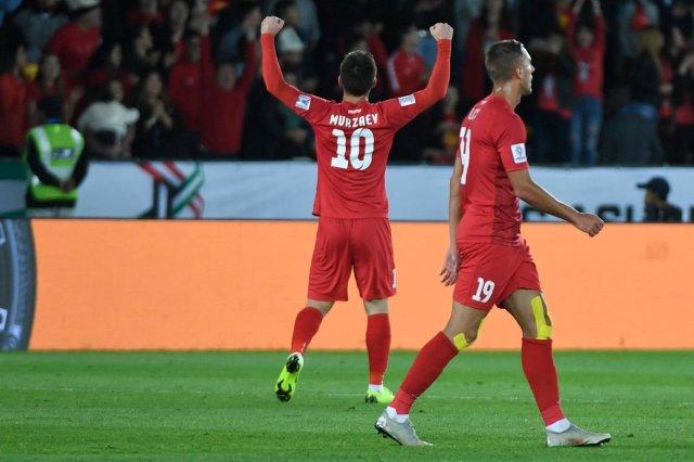منتخب الإمارات يتأهل للدور ربع النهائي من كأس آسيا 2019 25