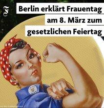 Afbeeldingsresultaat voor berlin frauen feiertag