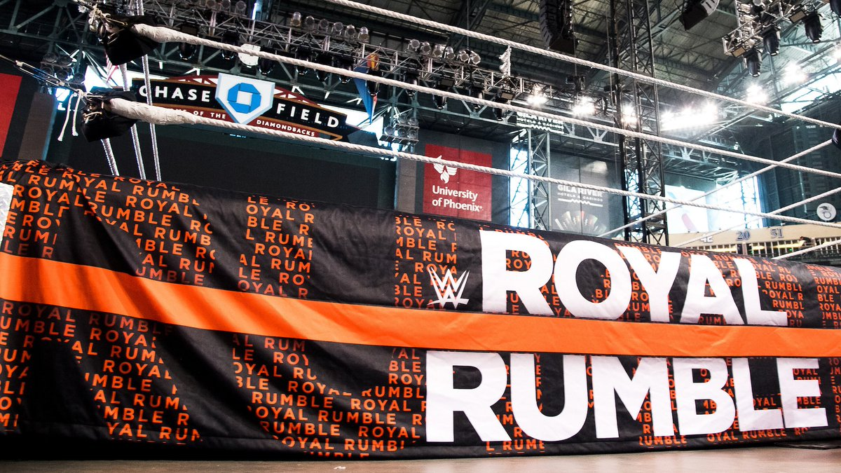 waiting room chairs for sale pretty office uk wwe royal rumble: first look inside chase field (photos) - sescoops