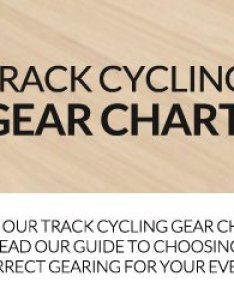 Quick reference of what gearing you get with each different chainring sprocket combination https velodromeop gear picitter gharkbn bn also velodromeshop twitter rh