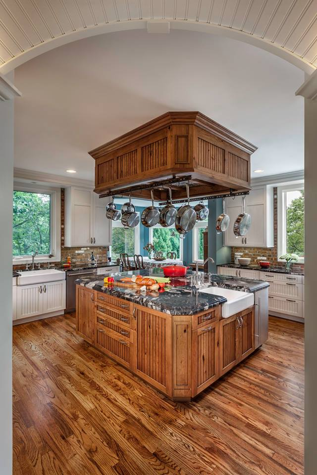 wood mode kitchens corner upper kitchen cabinet woodmode twitter is large enough to handle everything from volume canning gourmet pastries customcabinets design by atwood fine architectural