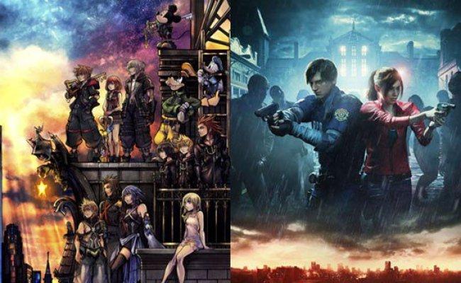 Ventas De La Semana En Japón Kingdom Hearts Iii Y