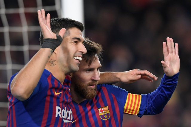 """كأس الملك : """"ريمونتادا"""" بسداسية من برشلونة في مرمى """"إشبيلية"""" 25"""