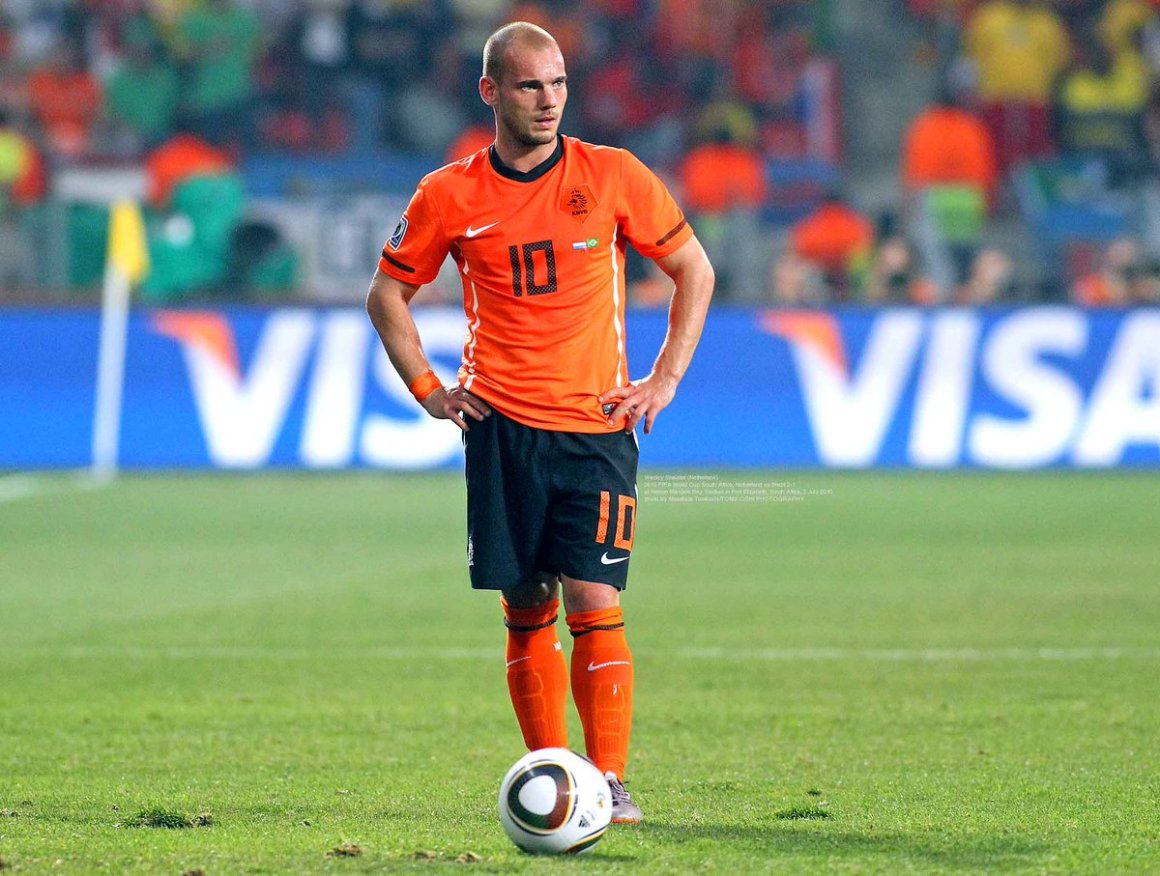 Kết quả hình ảnh cho Wesley Sneijder 2010