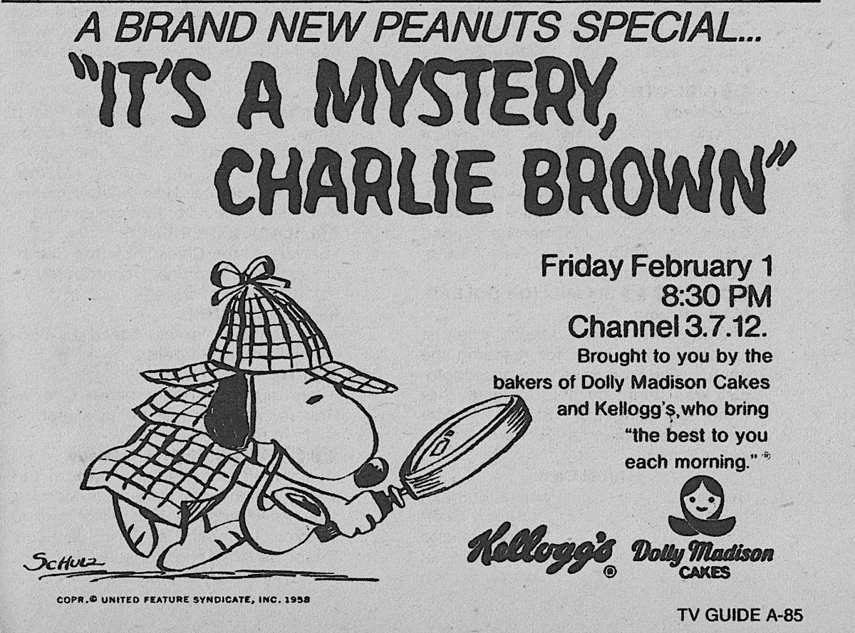 February 1, 1974: CBS airs