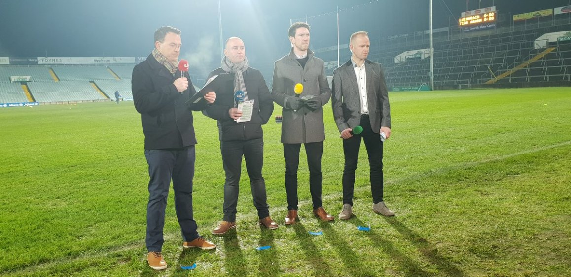 test Twitter Media - It's Allianz League Hurling tonight in Gaelic Grounds as we provide facilities for Eirsport coverage. Catch the buildup now on  Eirsport 2 with throw in at 7pm.  @eirSport https://t.co/zJ9Op7nkm1