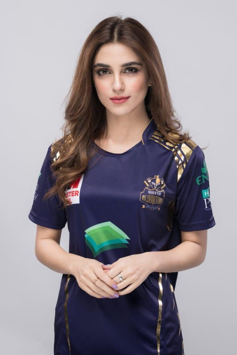Image result for Maya Ali All set to Join Quetta Gladiators