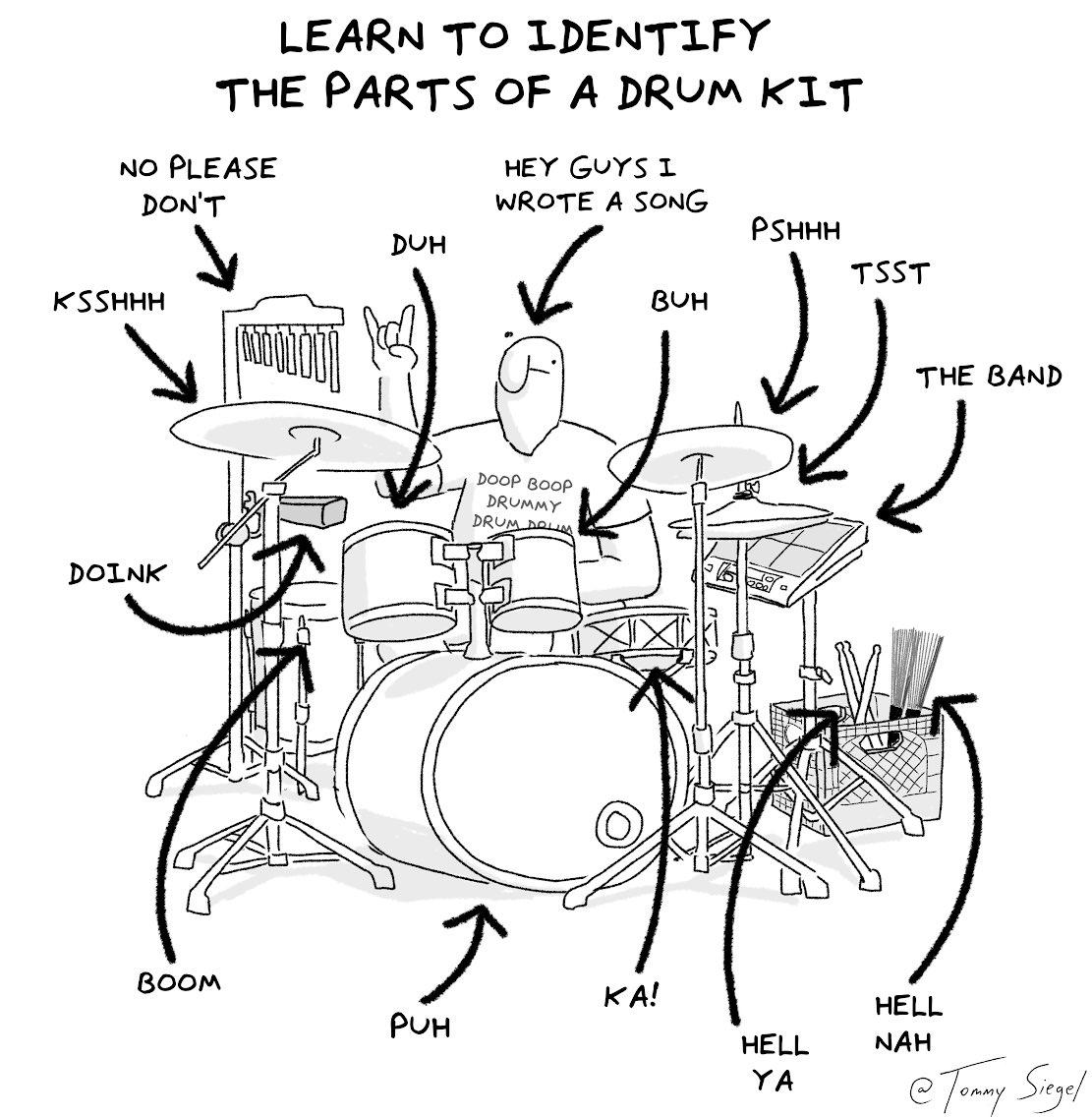 29 Bass Drum Parts Diagram